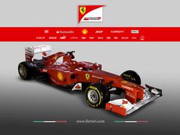 F1 : voici la Ferrari F2012 et son nez cassé