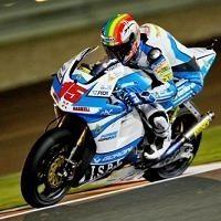 Moto 2 - Qatar D.1: Alex De Angelis écrit le premier chapitre