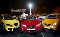 Le classement Top Gear des 30 GTI actuelles