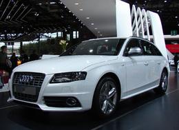 Audi S4 en direct du Mondial