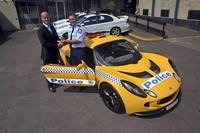Une Lotus Exige pour la Police australienne !