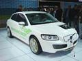 Volvo C30 Recharge concept : pour éviter le coût de pompe !