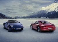 Les Porsche Boxster et Cayman passent chez Magna-Steyr