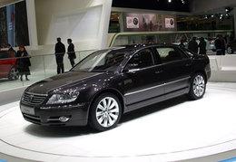 Volkswagen Phaeton 2009 : anti-rides
