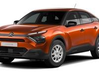 Nouvelle Citroën C4: à quoi ressemble la version de base?