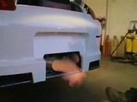Les vidéos du jour : une Porsche 911 GT3 RSR Type 997 ça chante je vous dis !!!