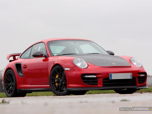 Photos du jour : Porsche 911 997 GT2 RS (emotionautoprestige.com)