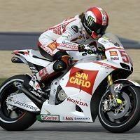 Moto GP - Portugal: Marco Simoncelli affirme que Jorge Lorenzo a déjà peur de lui