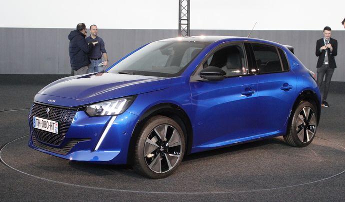 Présentation vidéo - Peugeot e-208 : le lion s'électrise (Genève 2019)