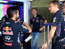 F1 - Vettel quitte Red Bull!