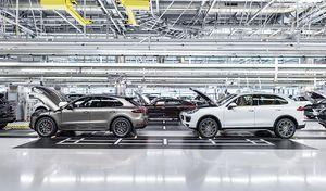 Porsche a pour la première fois dépassé les 30000 salariés
