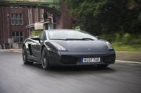 Lamborghini Gallardo SLE by Edo Compétition : échappement bi ton !