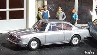 Miniature : 1/43ème - LANCIA Flavia coupé