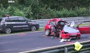 Nürburgring : accident dramatique pour deux Français