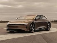 Lucid Air : la voiture électrique qui promet 830 km d'autonomie