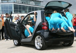 Smart Fortwo for 13