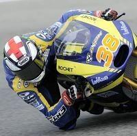 Moto 2 - Portugal D.3: Bradley Smith se mouille