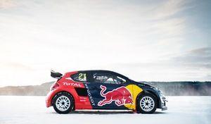 Peugeot, avec Sébastien Loeb, prêt pour le rallycross électrique