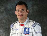 Interview exclusive: Stéphane Sarazzin, pilote Peugeot 908 HDi FAP.1