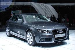 Audi A4 TDI concept e en direct du Mondial : seulement 3,99 l/100 km !