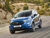 Ford EcoSport restylé: prix à partir de 18900€