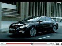 [pub vidéo] Peugeot 508 : Quality Time