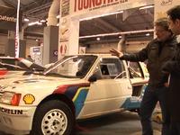 Vidéo - Rétromobile 2012 comme si vous y étiez : les Youngtimers