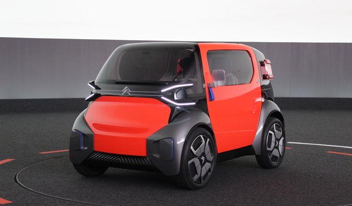 Genève 2019 - Citroën Ami One concept : la mobilité du futur vue par Citroën