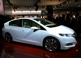 En direct du Mondial: Honda Insight Concept