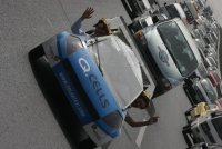 Le premier tour du monde en auto solaire accompli !