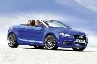 Future Audi A1 cabriolet: tombeuse de Mini