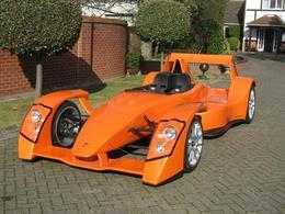 En panne d'idée pour Noël ? achetez la seule Caparo T1 en vente