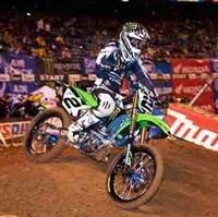 SX 2011 - Salt Lake City : Ryan Villopoto en route pour le titre