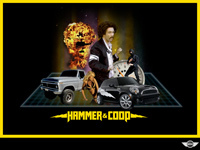Hammer & Coop: Marketing viral puissance kitsch !
