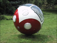 "Le ""Combi Ball"" par Mr Gibbons"