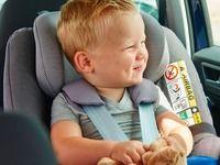 Étude - 2 enfants sur 3 sont mal attachés en voiture