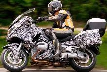 Actualité moto – BMW: La nouvelle R1200RT se prépare pour Milan