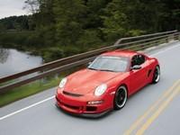Porsche Cayman GTR by Farnbacher Loles : the beast !
