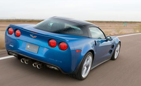 Ring' Folies: La Corvette ZR1 en 7'26.