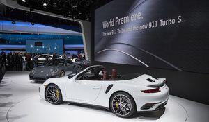 Porsche ne sera pas au Salon de Détroit l'année prochaine
