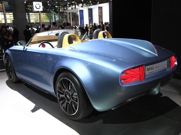 Les plus beaux concept-cars - Vidéo en direct du salon de Paris 2014