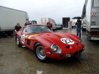 Photo du jour : Ferrari 250 GTO