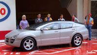 Miniature : 1/43ème - WEBASTO concept-car Welcome