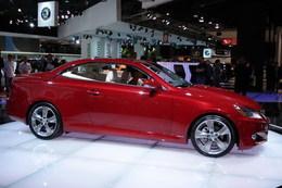 Lexus IS250C: Des idées...