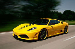 Ferrari F430 Scuderia Novitec : 717 chevaux !!