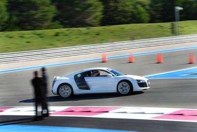 [vidéo] Essai Frisson : une journée en Audi R8 V10 sur le HTTT Paul Ricard