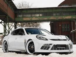 """Porsche """"Moby Dick"""" Panamera Turbo par edo Compétition : 750 ch et une bride à 340 km/h"""