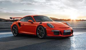 Porsche provoque gentiment Honda qui avait acquis une GT3 RS