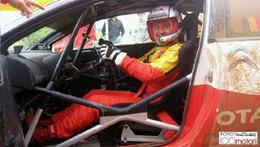 WRC : Gigi Galli veut revenir en 2010 sur une Citroën C4