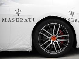 Maserati vise 35 000 ventes en 2014